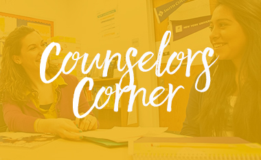 Counselor's Corner Image